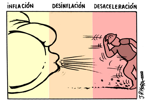 desaceleracion ptr