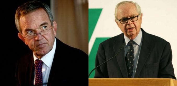 Gabriel Ruiz-Tagle y Jorge Morel