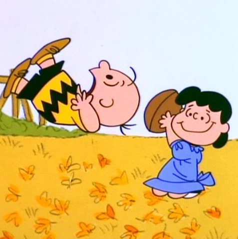 lucy-van-pelt-and-charlie-brown-football