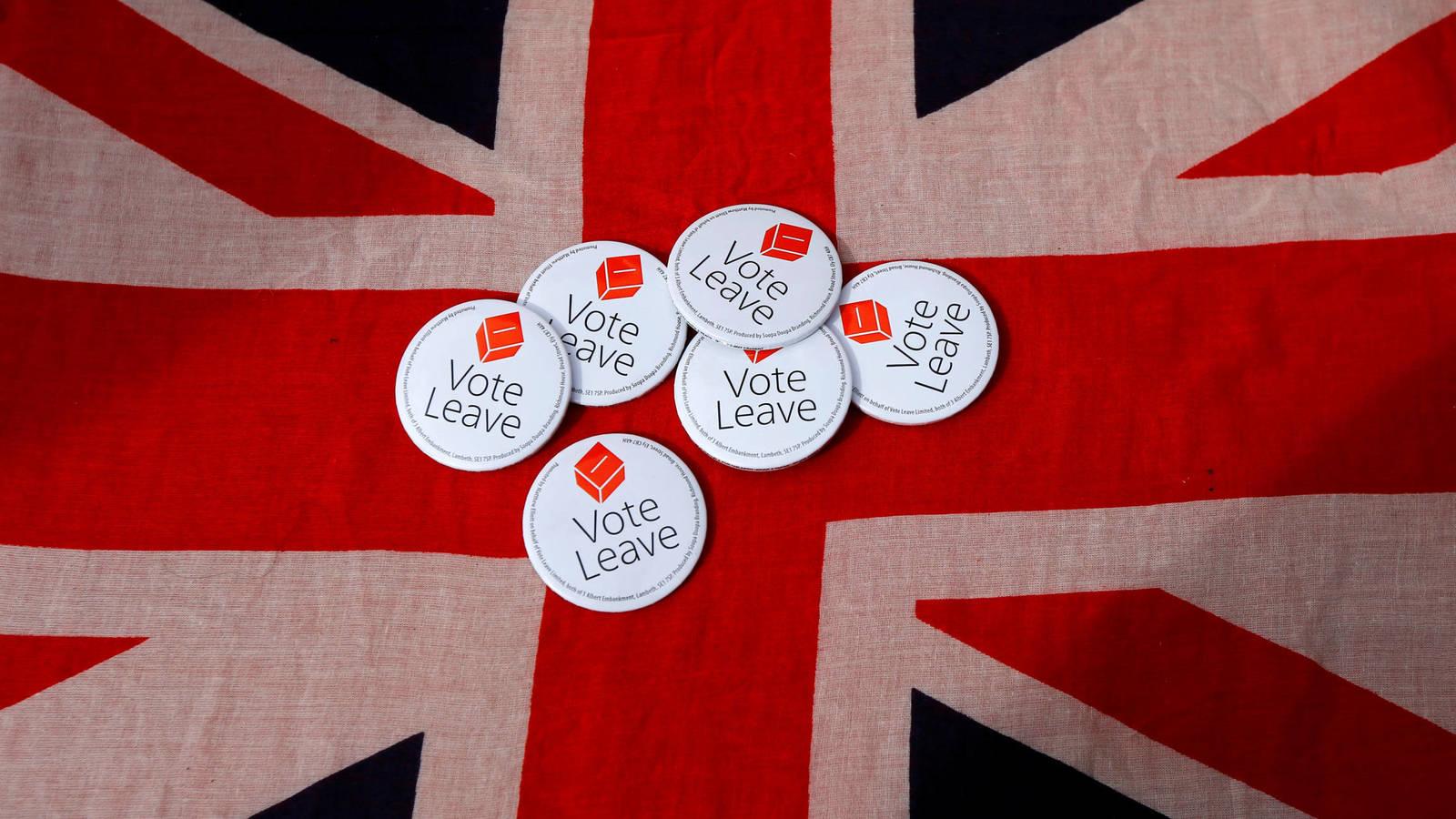 El Brexit de Reino Unido explicado con manzanitas